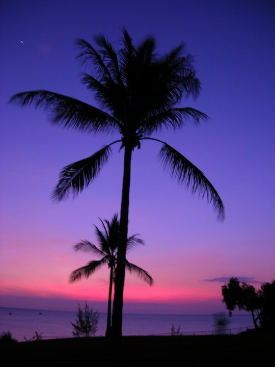 Auringonlasku Darwinissa vol. 2